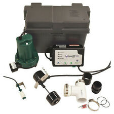 Zoeller 508 0017 Sumpbattery Back Up System Pump Hp 13