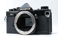 **Problem**  Olympus OM-2N 35mm SLR Film Camera Body Only  SN693291
