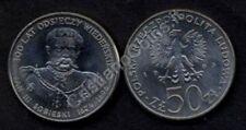 POLAND 50 Zlotych 1983 King Jan III Sobieski UNC