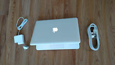 "Apple MacBook White 13"" MC207LL/A, a1342 250GB HDD 2.26GHz New 8GB Ram LATEST OS"