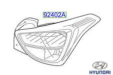 Genuine Hyundai i10 2017 Unidad De Luz Trasera Rh - 92402B9100