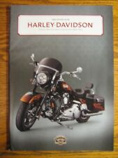 2006 2007 Harley Davidson GENUINE Parts & Accessories Sup Catalog Sportster Dyna
