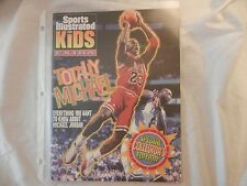 Chicago Bulls Michael Jordan Sports Illustrated For Kids Extra Poster 1998