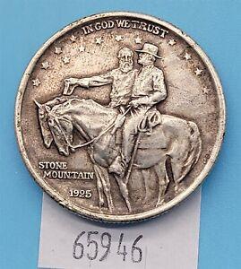 WPCoins ~ 1925 Stone Mountain Commemorative 50 Cent