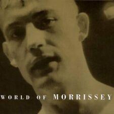 Morrissey World of (compilation, 1995) [CD]