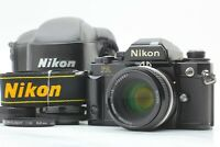 【EXC+5  w/ Case,Strap】 Nikon FA 35mm SLR Film Camera + Ai 50mm f/1.8 JAPAN #1880