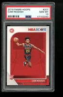 2019 Panini Hoops #207 Cam Reddish Atlanta Hawks PSA 10 GEM MINT RC Rookie Card