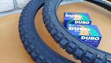 "20 x 2.125 BMX Motocross Tires & Tubes Dirt Bike Style Jump 20""x 2.125"" NEW"