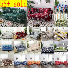 Sofa Covers Washable Stretch Fabric Sectional Couch Cover Slipcover 1234 Seater