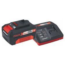 Starter Kit caricabatteria + batteria litio 18 Volt 3 Ah 4512041 Einhell - Rotex