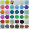 Wholesale 5000Pcs Lot Opaque Glass Seed Beads Jewelry Finding DIY Craft 2MM Du