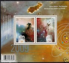 Canada Stamps — Souvenir sheet — International Year of Astronomy #2323 — MNH