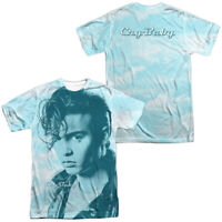 "Cry Baby ""Crying Cloud"" Dye Sublimation T-Shirt"