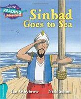 Cambridge Reading Adventures. Sinbad Goes to Sea Turquoise Band by Whybrow, Ian