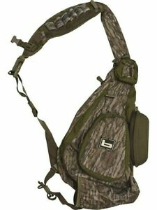 Banded Nano Sling Back Pack Mossy Oak Bottomland Camo Blind Bag Avery Hunting