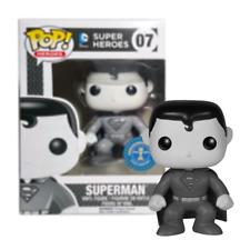 Superman Schwarz & Weiß #07 Pop Vinyl Figur funko Dc Superhelden Offiziell