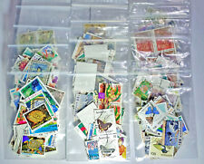 HIGH VALUE AUS DECIMAL STAMPS USED MIX OF AUSTRALIA BUILK PAGE OF OFF PAPER