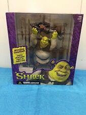 McFarlane Toys Wrestlin' Shrek Deluxe Playsets - unopened