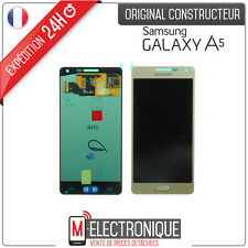 Ecran LCD Gold Original Samsung Galaxy A5 SM-A500