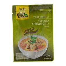 Asian Home Gourmet, Vietnamesisches Hähnchen Curry, Chicken, 50g, Gewürzpaste