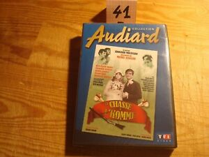 DVD : La chasse a l ' homme ( Brialy - Deneuve  ) Collection Audiard // Neuf