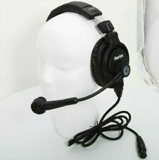 Clear-Com CC-300X4 Single Ear Headset - Black