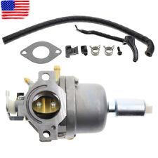 Carburetor Set for Briggs & Straton 17.5hp 699475 & 14.5HP I/C & 14hp-18hp intek