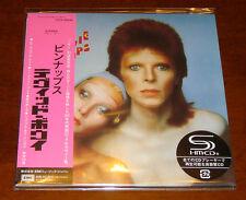 Japan SS MINI-LP SHM-CD David Bowie-Pinups Pin Ups LTD TOCP-95046