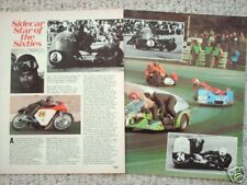 CHRIS VINCENT MOTORCYCLE RACING Article/Photos/Pictures