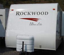 Large kit Rockwood ultra lite forest river decal and rockwood signature kit