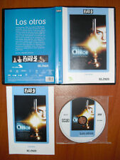 Los otros (The others) [DVD] EL PAÍS, Alejandro Almenábar, Nicole Kidman