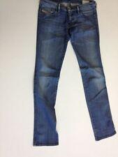 Diesel Lhela Jeans Hose Blau Stonewashed  W29 L34