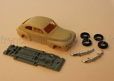 TI  voiture 1/43 VOLVO PV544  collector Nikki models Heco miniatures resine