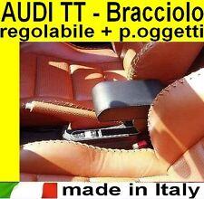 BRACCIOLO per AUDI TT (1998-2006) -acoudoir armrest mittelarmlehne