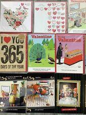 Valentines Day Cards One I love Valentine Secret Admirer Funny Vivacious Veg/NAF