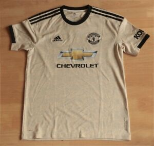 Adidas Manchester United 2019 Away Shirt Medium