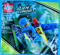 LEGO 30141 - ALIEN QUEST - ADU JETPACK MINI FIGURE SET - 19 Piece Polybag - NEW!