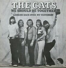 """THE CATS - WE SHOULD BE TOGETHER  - VINYL 7""""  - 45 RPM"""