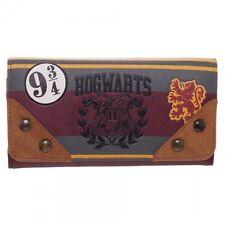 """Harry Potter Patch LARGE Flap Wallet 4.5"""" X 7.5"""""""