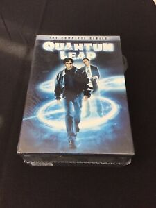 Quantum Leap: The Complete Series (DVD, 2014, 27-Disc Set) Sealed