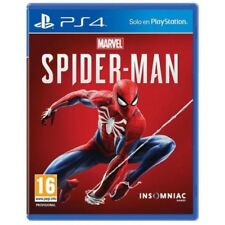 Juego Sony PS4 Marvel S Spider-Man ya