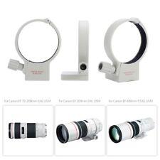 Alu Kameraobjektiv Stativ Halterung Kragen Ring für Canon 70-200mm F4 / F4L IST