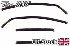 VW Golf mk5 5door hatchback 2004-2009 wind deflectors 4pc HEKO TINTED