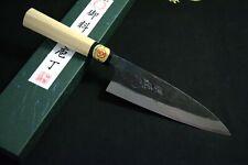 Japanese Chef / Kitchen knives *Mint Ikyu Double Beveled Black Wa Gyuto 165mm Y6