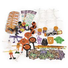 50 Piezas Halloween Novedad Juguete SURTIDO Cumpleaños favor de fiesta