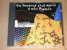 CD RARE / KI YI M'BOCK / UN TOUAREG S'EST MARIE A UNE PYGMEE / TRES BON ETAT