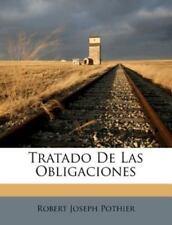 NEW - Tratado De Las Obligaciones (Spanish Edition)