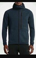 NWT Men's 545277-460 Windrunner Tech Fleece Full Zip Hoodie 2XL-T $130 FREE SHIP
