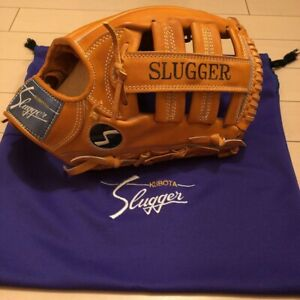 Kubota Slugger 80th Anniversary Limited Outfielder Glove from Japan (J)