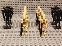 Lego Star Wars Separatist Droid Army custom lot Super Battle Droids